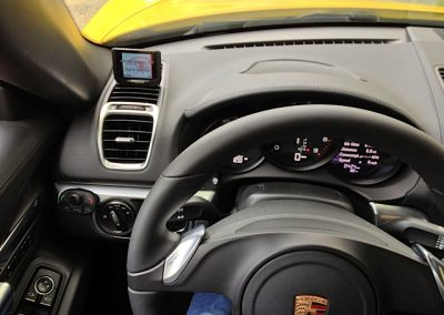 Blue Tooth Handsfree Phone Install Boxster