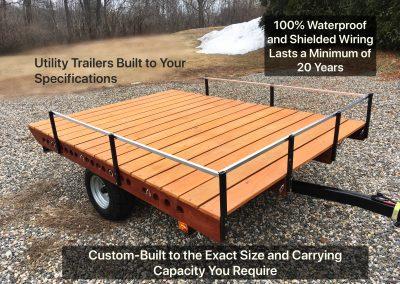 Custom Built Utility Trailers