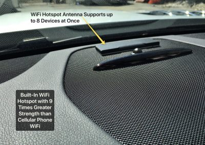 Wifi Hotspot Antenna Installation