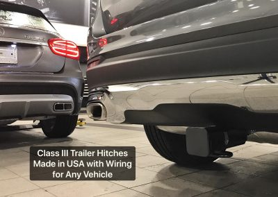 Trailer Hitch Installation Made In USA